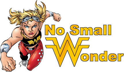Wonder Girl: No Small Wonder
